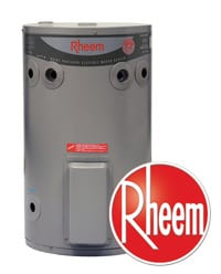 electric hot water heater for unit