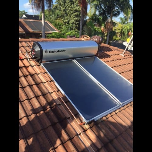 repair-solar-hot-water-system-Belrose-northern-beaches