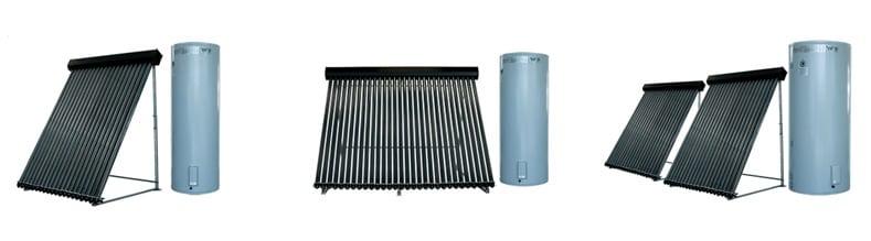 apricus solar hot water