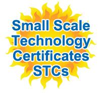small scale technology certificates