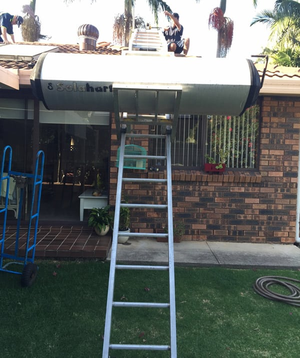 northern beaches solar hot water